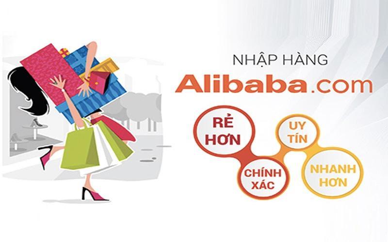 Tại sao lại nên mua hàng trên Alibaba về bán lại
